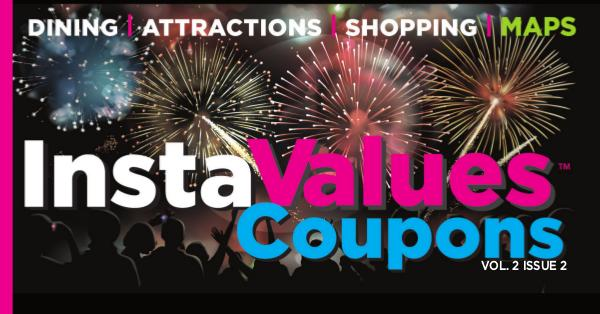 InstaValues Coupon Book October 2019 - March 2020