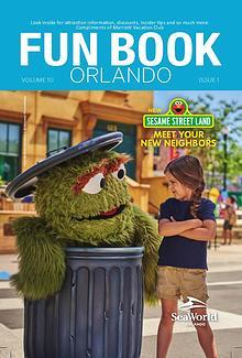 Marriott Vacation Club Fun Book