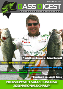 Bass Digest November 2013 Issue 1
