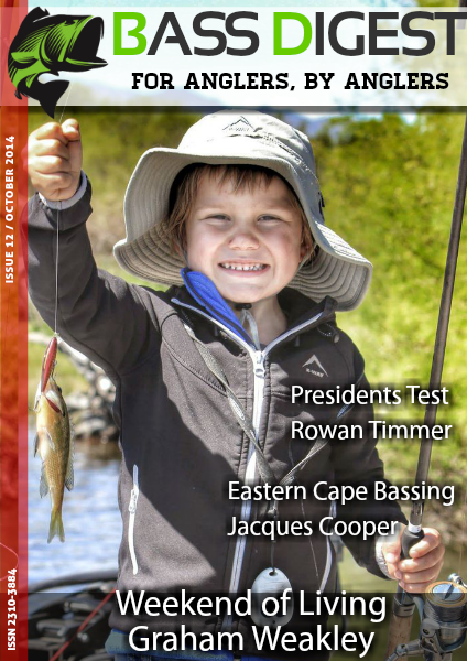 Bass Digest October 2014 Issue 12