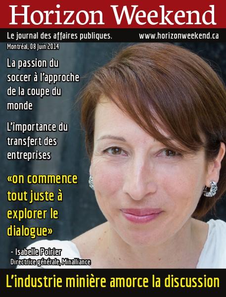 Horizon Weekend Montréal 08 Juin 2014