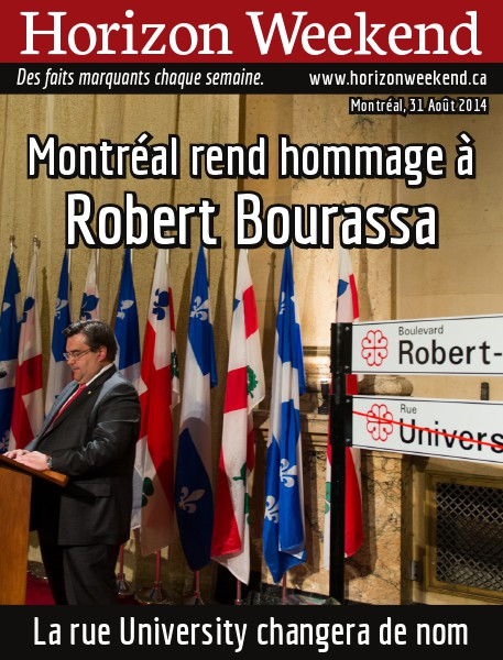 Horizon Weekend Montréal 31 Août 2014