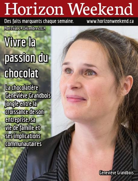 Horizon Weekend Montréal 14 Décembre 2014
