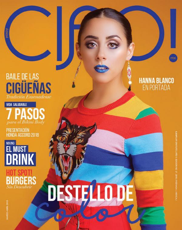Revista CIAO! Destello de Color | Marzo-Abril 2018