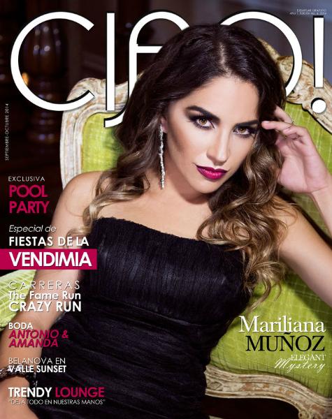 Revista CIAO! Elegant Mystery | Septiembre-Octubre 2014