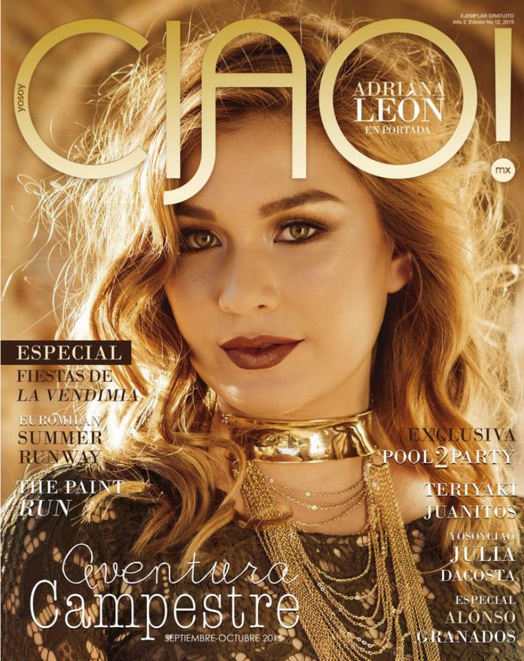 Revista CIAO! Aventura Campestre   Septiembre-Octubre 2015