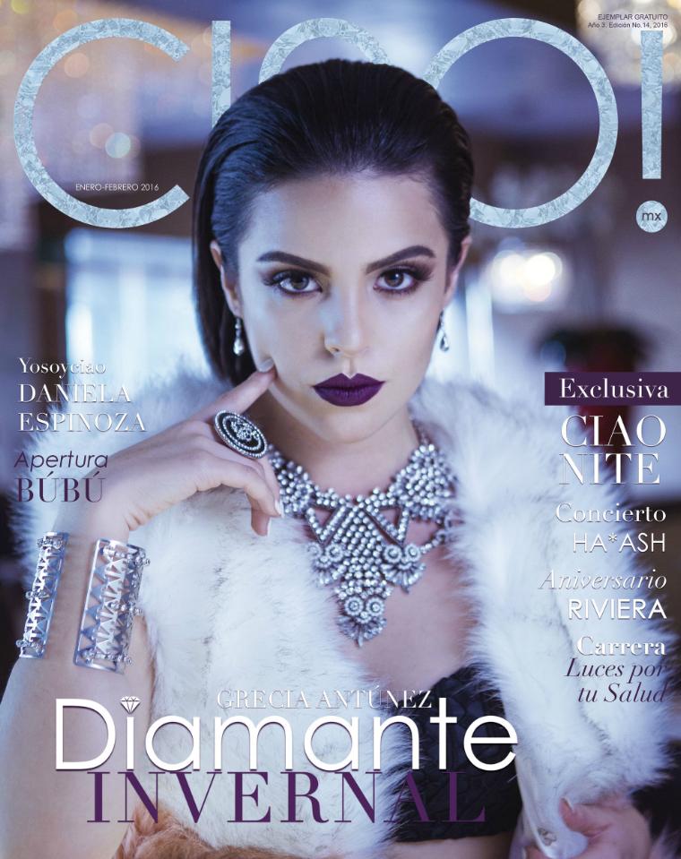 Revista CIAO! Diamante Invernal   Enero-Febrero 2016