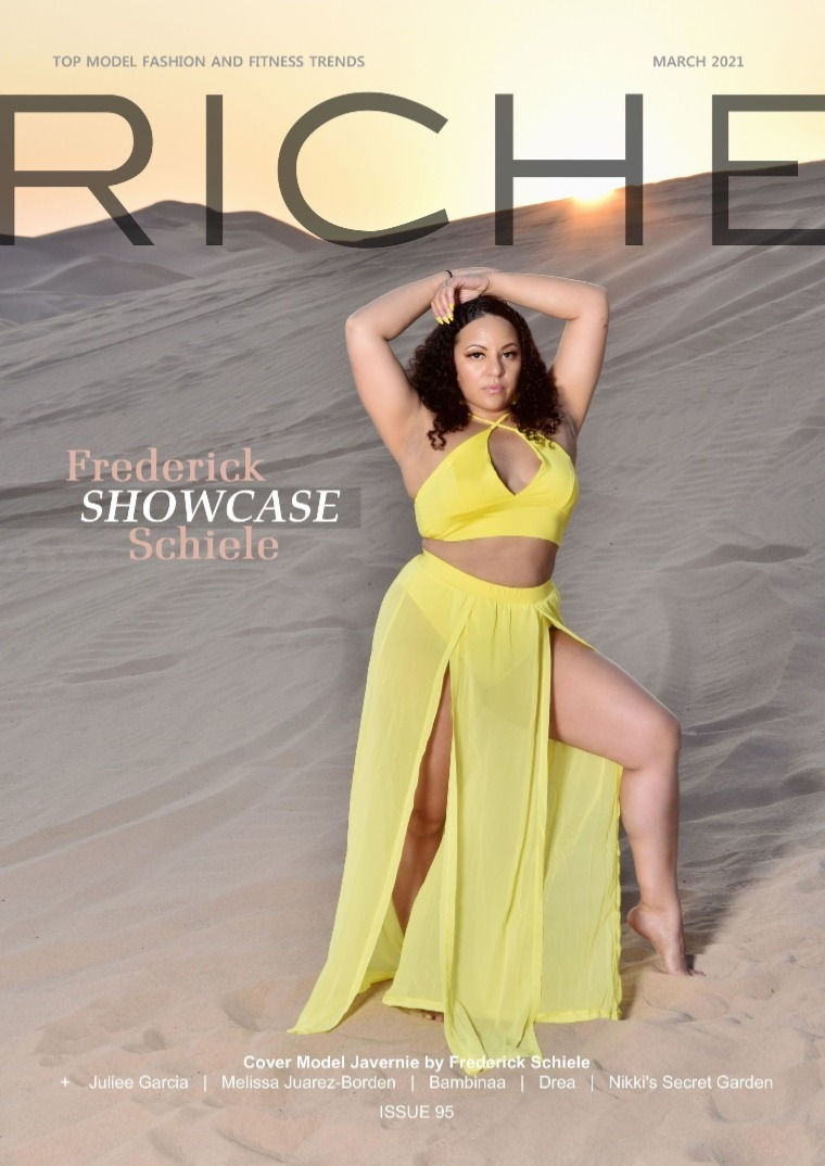 Riche Magazine Issue #95 March 2021