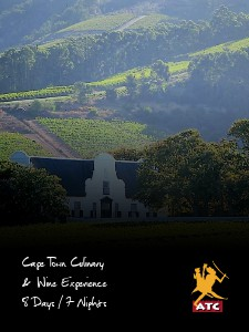 Cape Town Culinary and Wine Experience Version 1