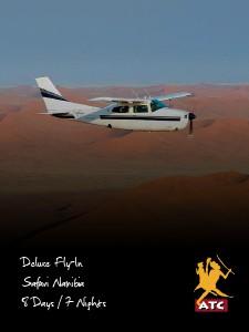 Deluxe Fly-In Safari - Namibia Version 1
