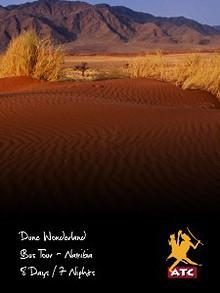 Dune Wonderland Bus Tour
