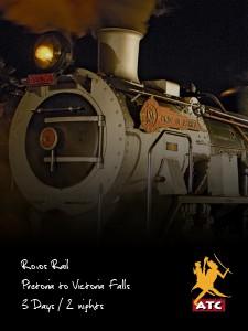 Rovos Rail 2 Nights - Pretoria to Victoria Falls Version 1