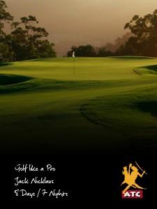 Golf Like a Pro: Jack Nicklaus Version 1