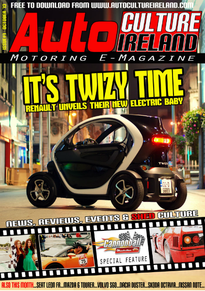 Issue #1 - Oct/Nov/Dec 2013