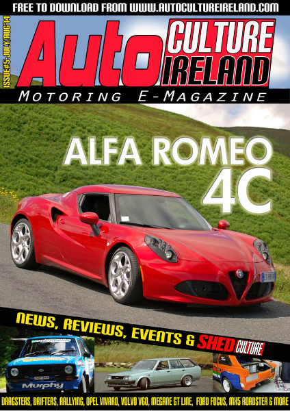 Issue #5 - July/Aug 2014