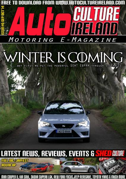 Issue #6 - Sept/Oct 2014