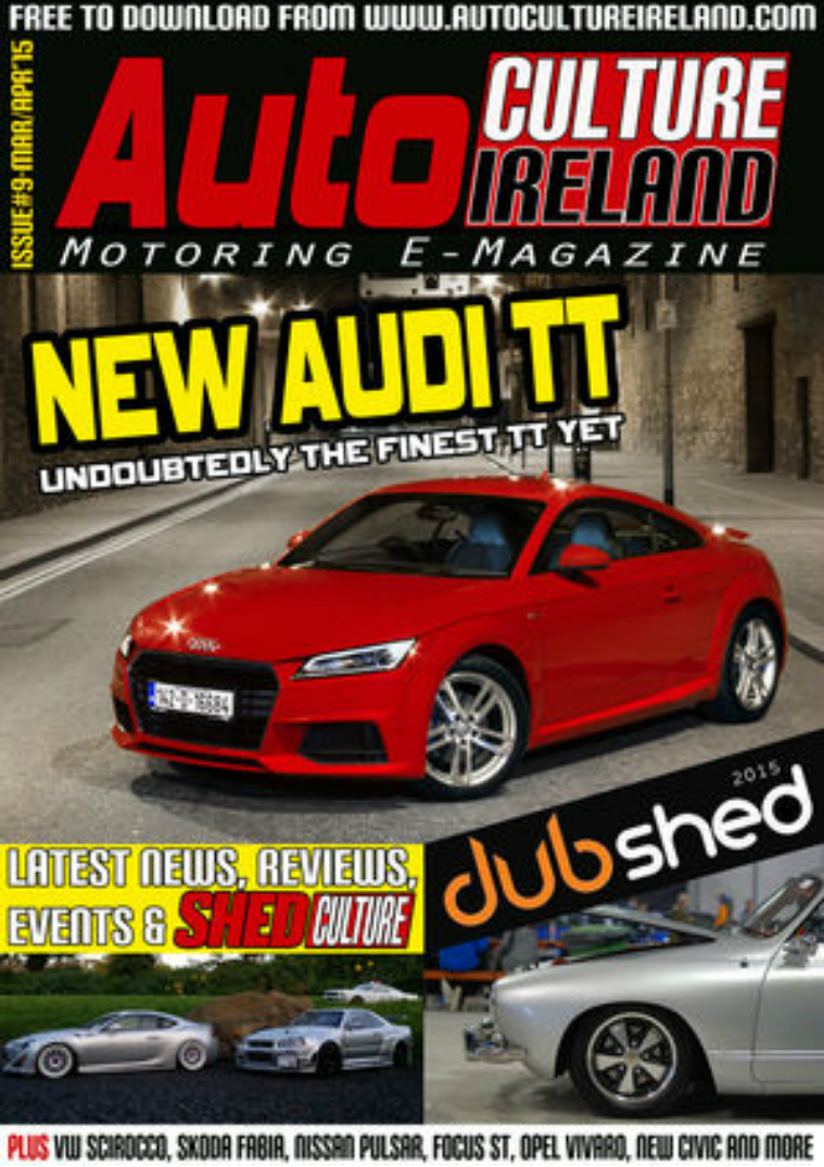 Issue #9 March/April 2015