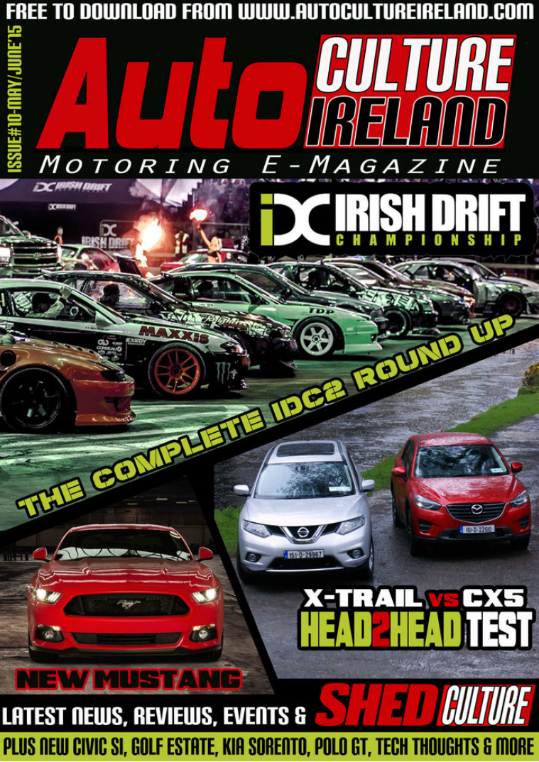 Issue #10 May/June 2015