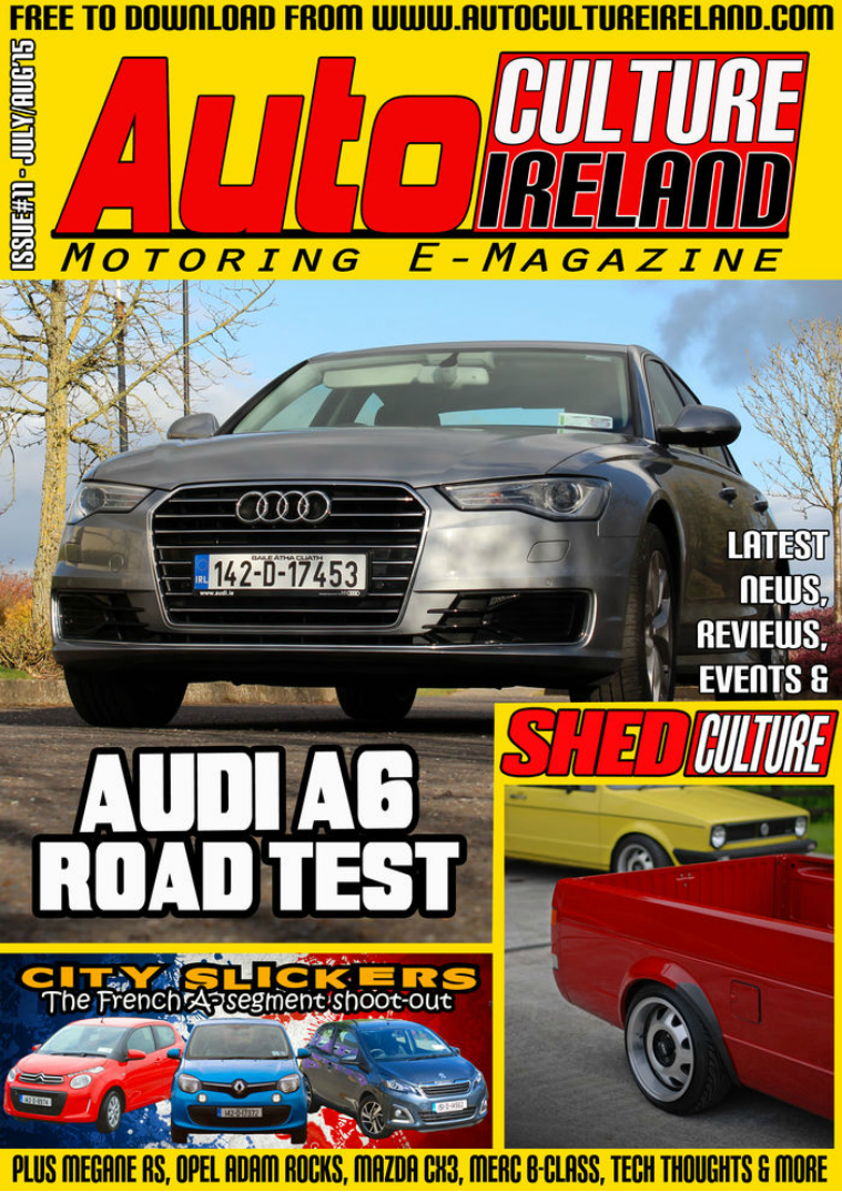 Issue #11 July/Aug 2015