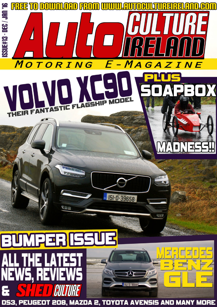 Issue #13 Dec/Jan 2016