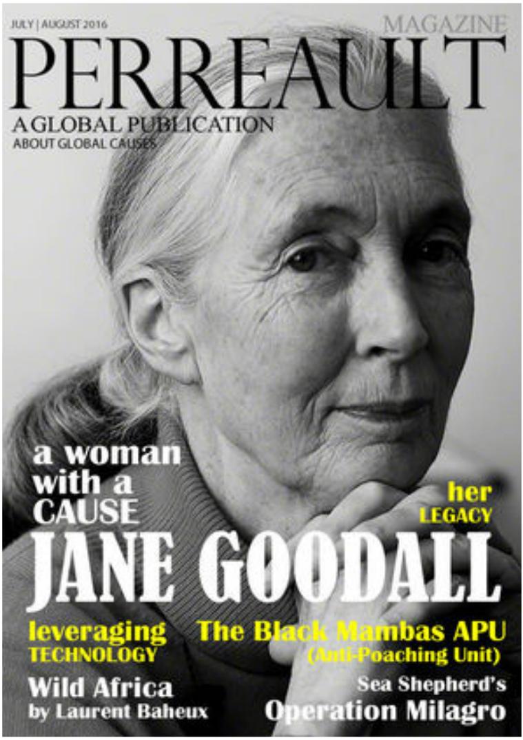 PERREAULT Magazine JULY | AUGUST 2016
