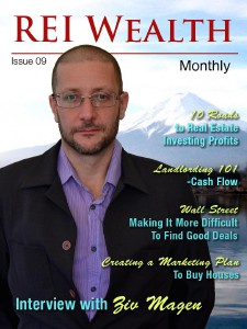 REI Wealth Monthly Issue 09