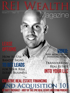 REI Wealth Monthly Issue 01