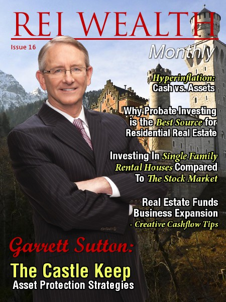 REI Wealth Monthly Issue 16
