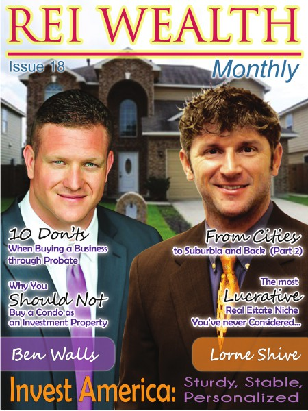 REI Wealth Monthly Issue 18