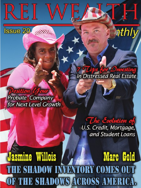 REI Wealth Monthly Issue 20