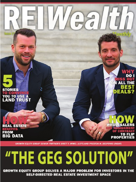 REI Wealth Monthly Issue 21