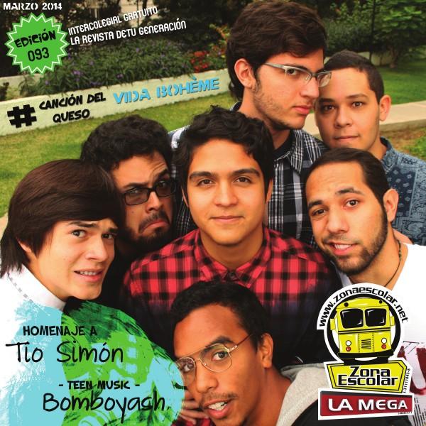 Zona Escolar Edición 093