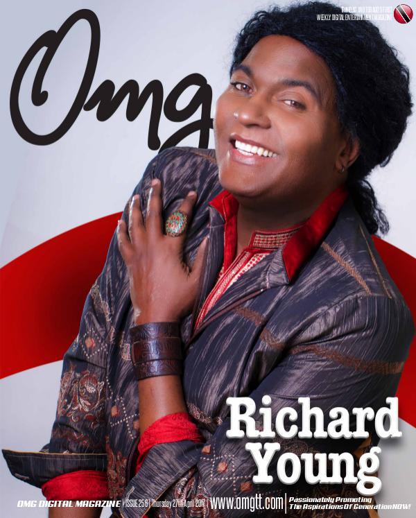 OMG Digital Magazine OMG Issue 256 27th April 2017
