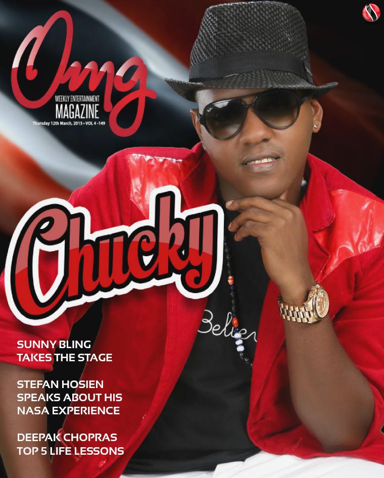 OMG Digital Magazine March 12th, 2015 - Vol 4 Issue 149