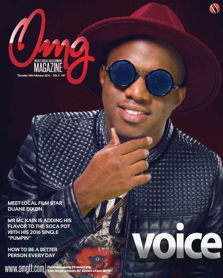 OMG Digital Magazine Febuary 18th, 2015 - Vol 5 Issue 198