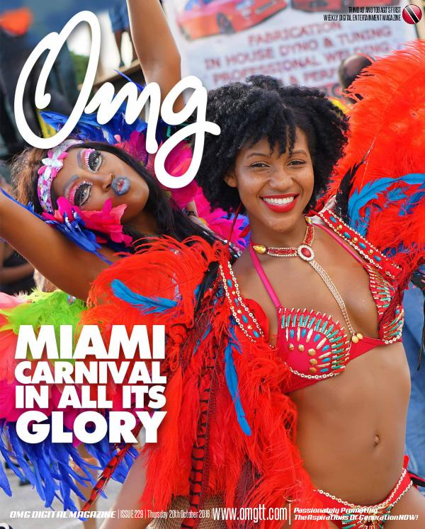 OMG Digital Magazine Isuue 229 20th October 2016