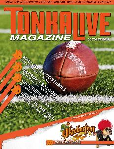 Tonka Live Magazine October 2012