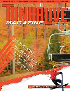 Tonka Live Magazine November 2012