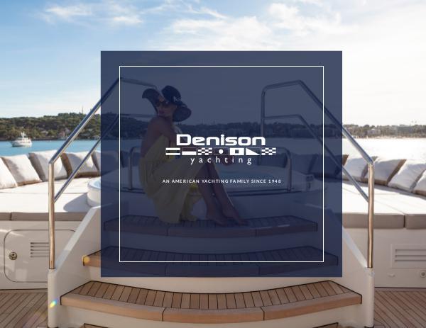 ALEX G. CLARKE | Denison Yachting