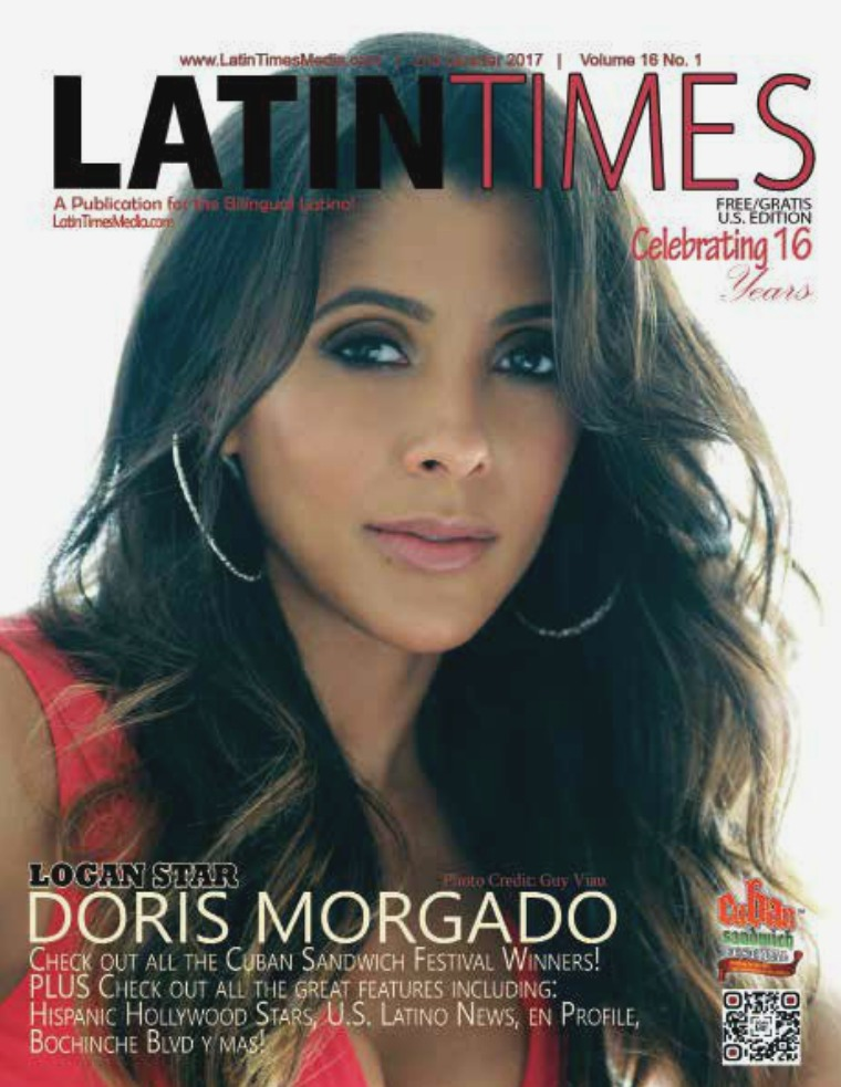 Latin Times Magazine Summer 2017