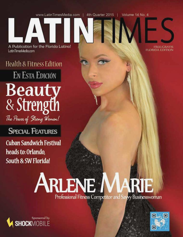 Latin Times Magazine Vol 14 No 4