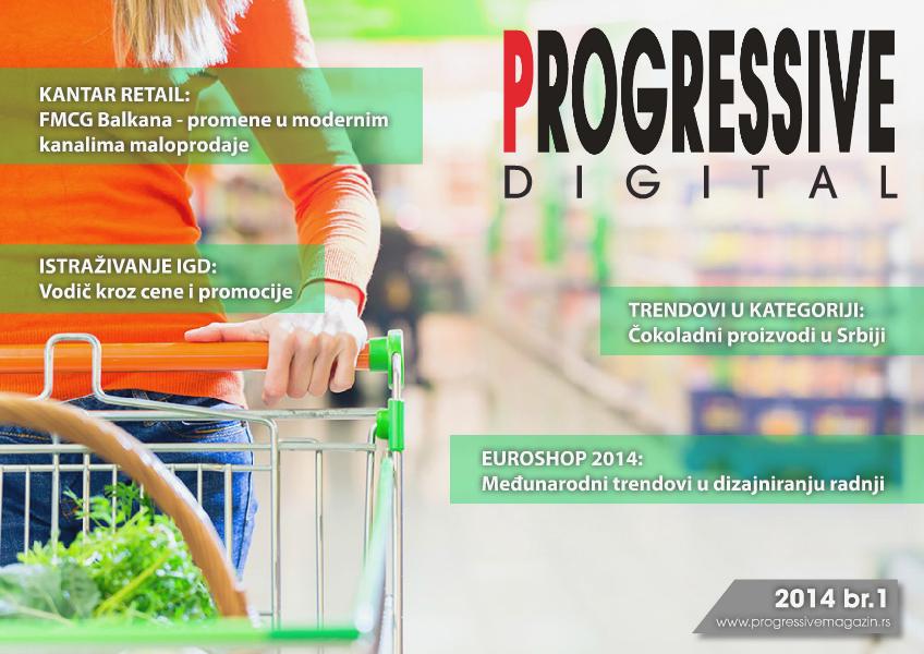 Progressive Digital Srbija decembar 2014.
