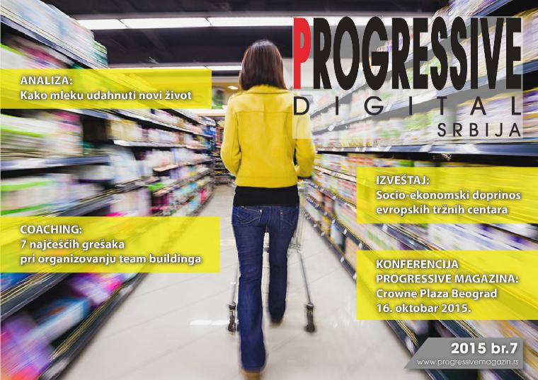 Progressive Digital Srbija avgust 2015.