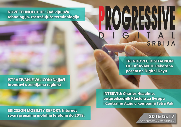 Progressive Digital Srbija jun 2016.