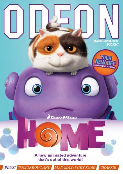 ODEON Magazine March/April 2015