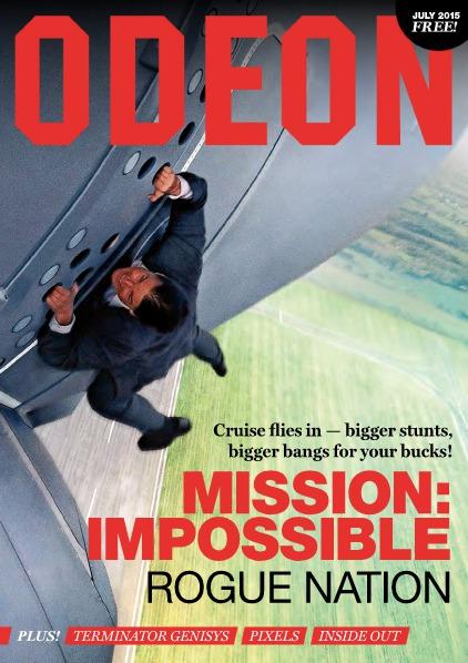 ODEON Magazine July 2015