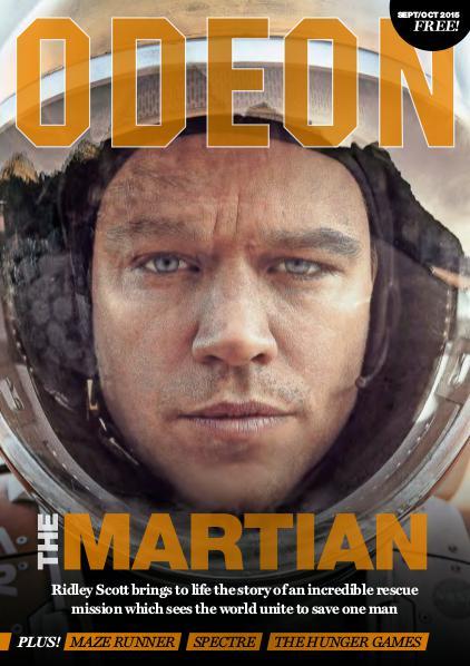 ODEON Magazine September/October 2015