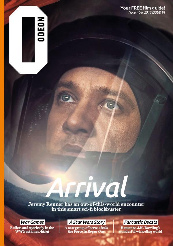 ODEON Magazine November 2016