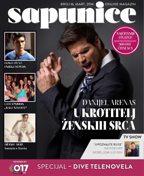 SAPUNICE 16