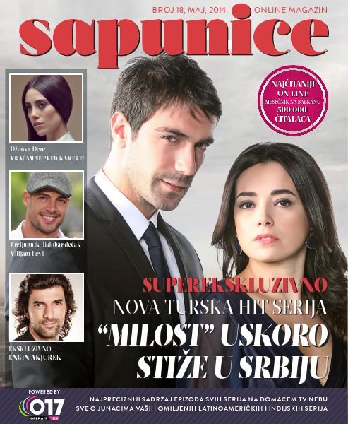 SAPUNICE 18